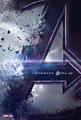 Official poster for Avengers: Endgame (2019) - the-avengers photo