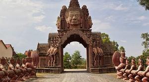 Oudong, Cambodia