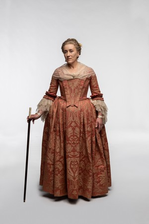 Outlander Season 4 Official Picture - Aunt Jocasta Cameron