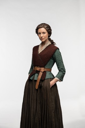 Outlander Season 4 Official Picture - Claire Fraser