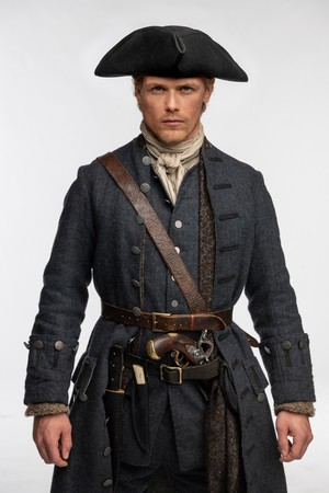 Outlander Season 4 Official Picture - Jamie Fraser