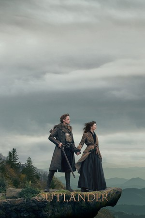 Outlander Season 4 Official Picture - Jamie and Claire Fraser