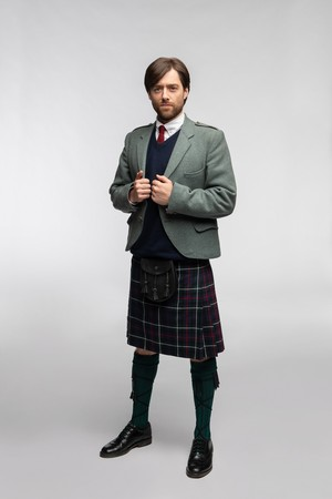 Outlander Season 4 Official Picture - Roger Wakefield