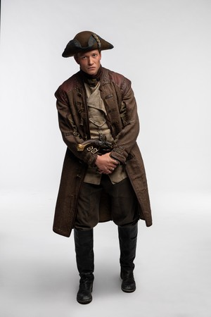 Outlander Season 4 Official Picture - Stephen Bonnet