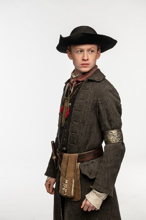 Outlander Season 4 Official Picture - Young Ian Murray