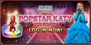 POPSTAR KATY PERRY