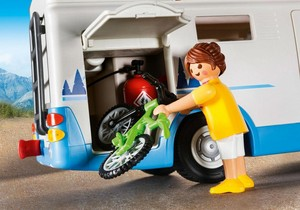 Playmobil Camping Adventure