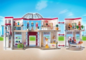 Playmobil Shopping Mall