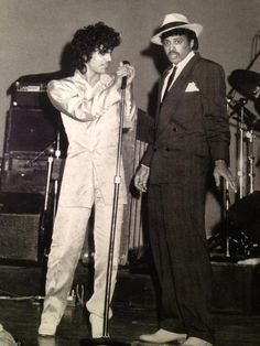 Prince And Morris دن