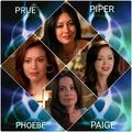 Prue  Piper  Phoebe  and Paige 4 - charmed-the-show photo