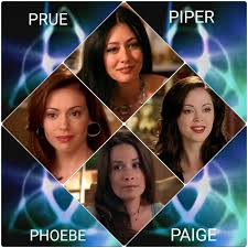 Prue Piper Phoebe and Paige 4