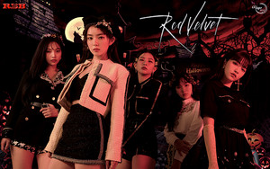 RED VELVET RBB #WALLPAPER