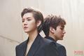 Ren and  Aron - nuest photo
