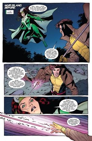 Rogue & Gambit #2 page 11