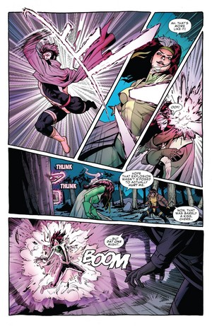 Rogue & Gambit #2 page 13
