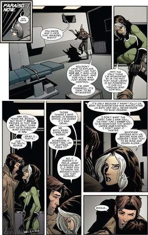Rogue & Gambit #2 page 15