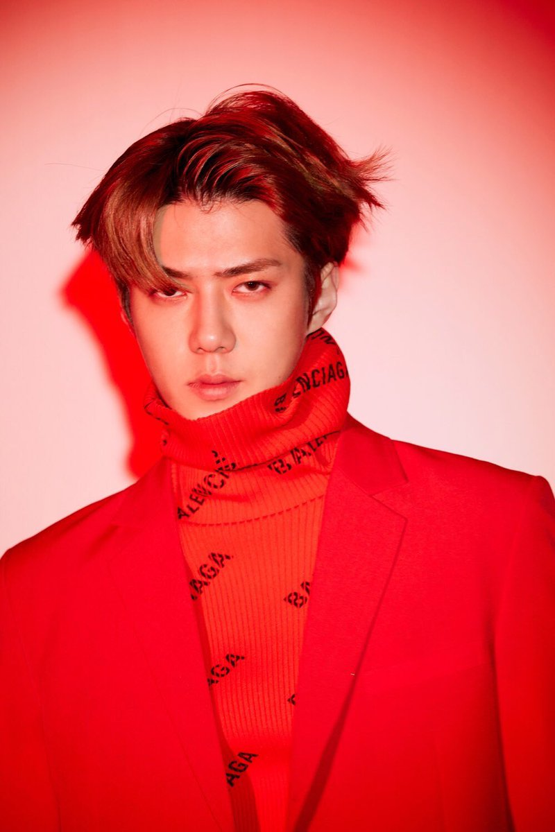 Exo Images Sehun Love Shot Hd Wallpaper And Background Photos