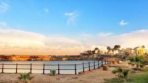 SUNRISE ALEXANDRIA EGYPT
