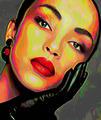 Sade - 80s-music fan art