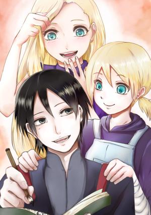 Sai, Ino, and Inojin