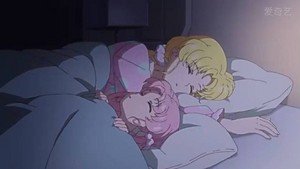 Sailor Moon Crystal - Usagi and Chibiusa
