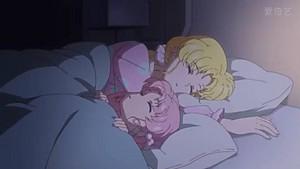 Sailor Moon Crystal - Usagi and Chibiusa