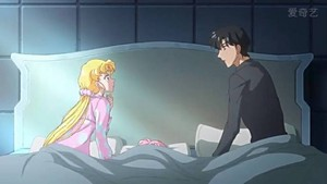 Sailor Moon Crystal - Usagi and Mamoru