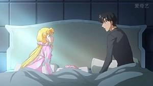 Sailor Moon Crystal - Usagi and Mamoru