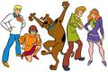 Scooby Doo Gang - scooby-doo photo