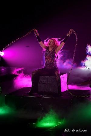 Shakira performs in Esch-Sur-Alzette (June 19)