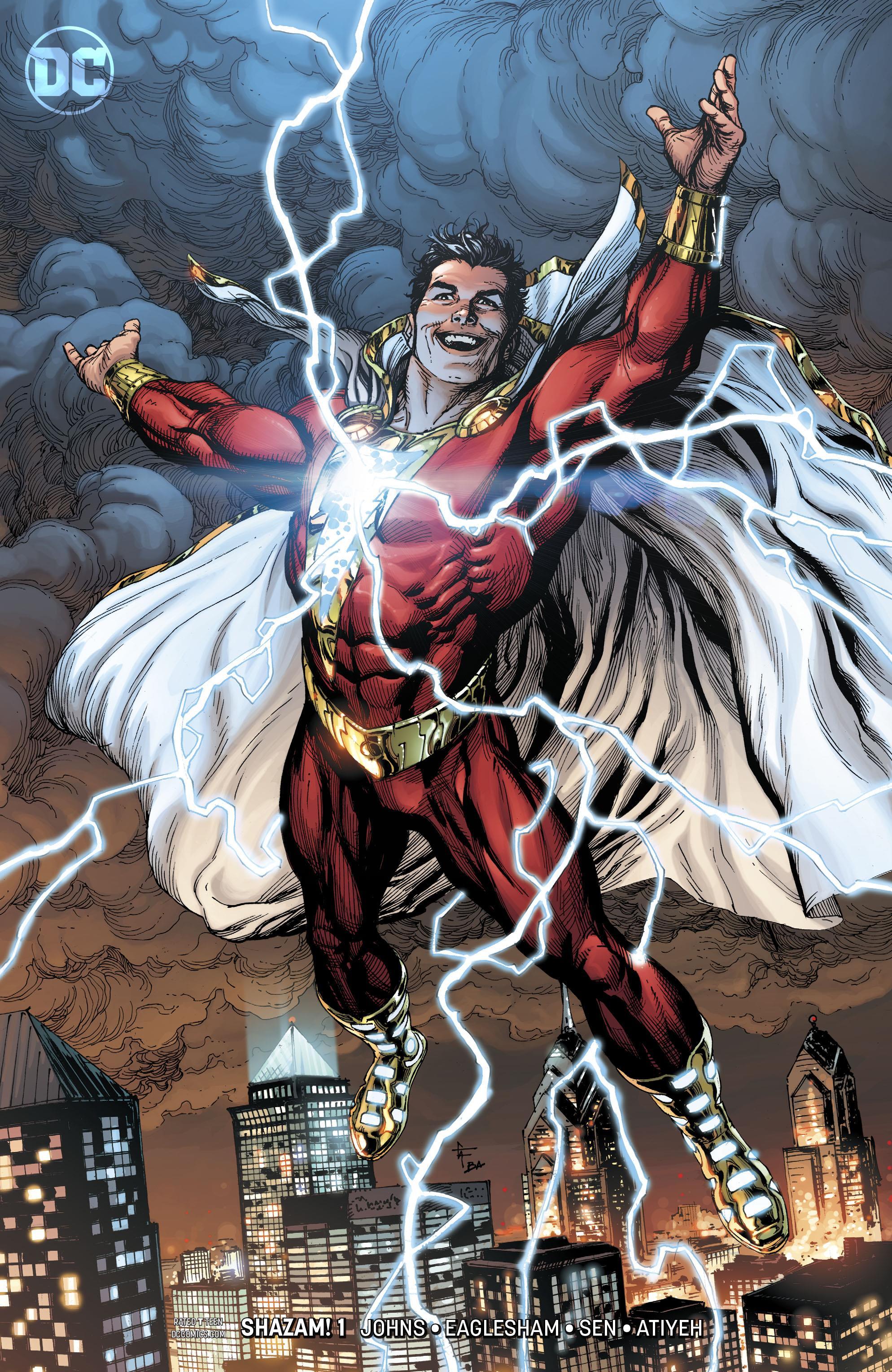 Captain Marvel Picha Shazam Hd Karatasi La Kupamba Ukuta And