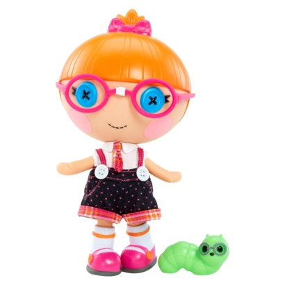 Lalaloopsy wallpaper called Specs Reads-A-Lot