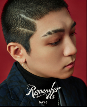 Sungjin's teaser imej for upcoming album 'Remember Us: Youth Part 2'!