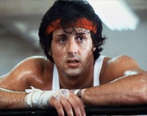 Sylvester Stallone (Rocky 1976)