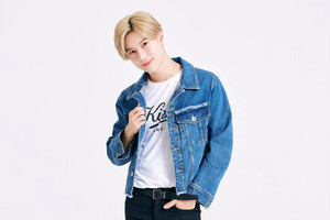 Taemin model for Kiehl 's