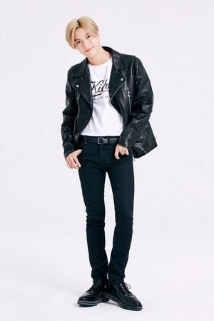 Taemin model for Kiehl 's