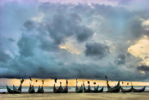 Teknaf, バングラデシュ