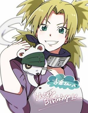 Temari // Naruto