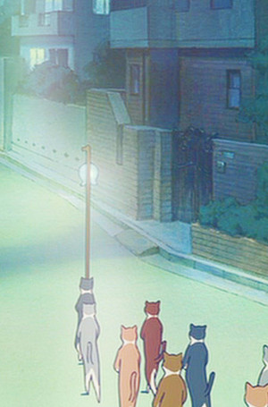 The Cat Returns Phone Backgrounds