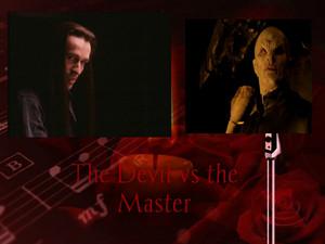The Devil vs the Master