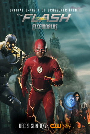 "The Flash ""Elseworlds"" Promotional Poster ⚡️"