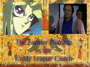 The Former Pharaoh vs the Kiddy League Coach