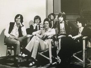 The Hollies in c 1971