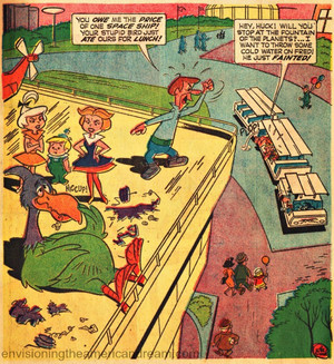 The Jetsons Comic