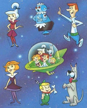 The Jetsons Stickers