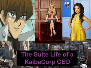 The Suite Life of a KaibaCorp CEO