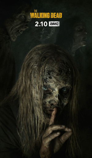 The Walking Dead - Season 9B Key Art - The Whisperers