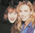 Tiffany And Debbie Gibson