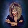 Tina Turner  - 80s-music fan art
