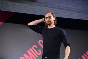 Tom Hiddleston at Tokyo Comic Con ~Japan (Dec 1, 2018)